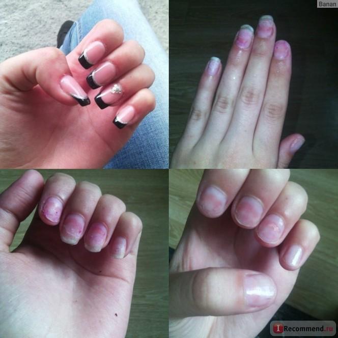 Снятие наращенных ногтей Балашиха: Ольгино, Керамик, Балашиха: Железнодорожный