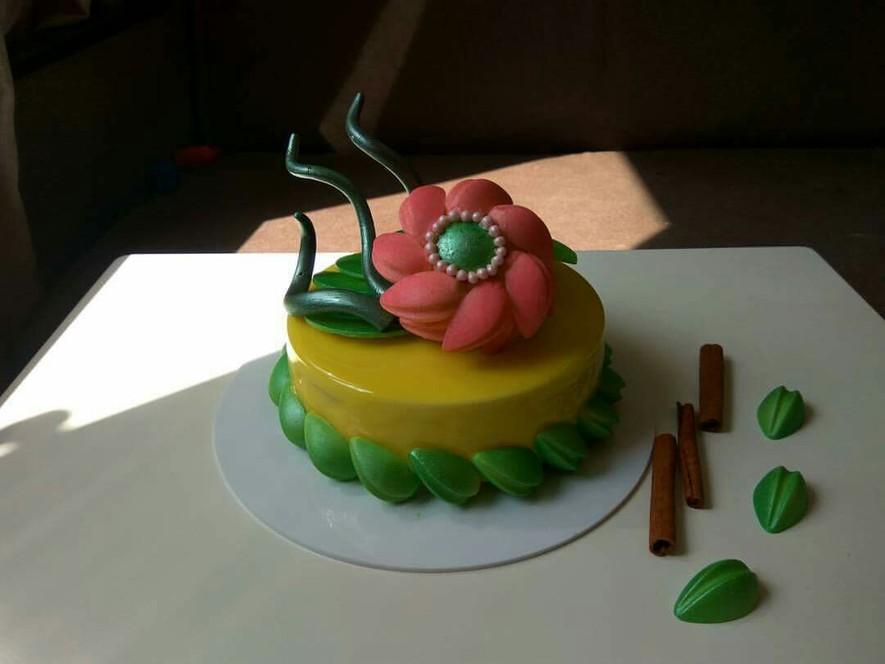 Украшение торта Москва: Южное Бутово