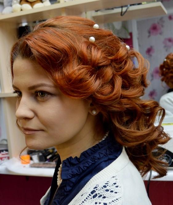 Прически Санкт-Петербург