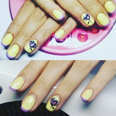 Маникюр ногтей Ясенево