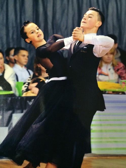 Школа бального танца. Старшая группа Новороссийск